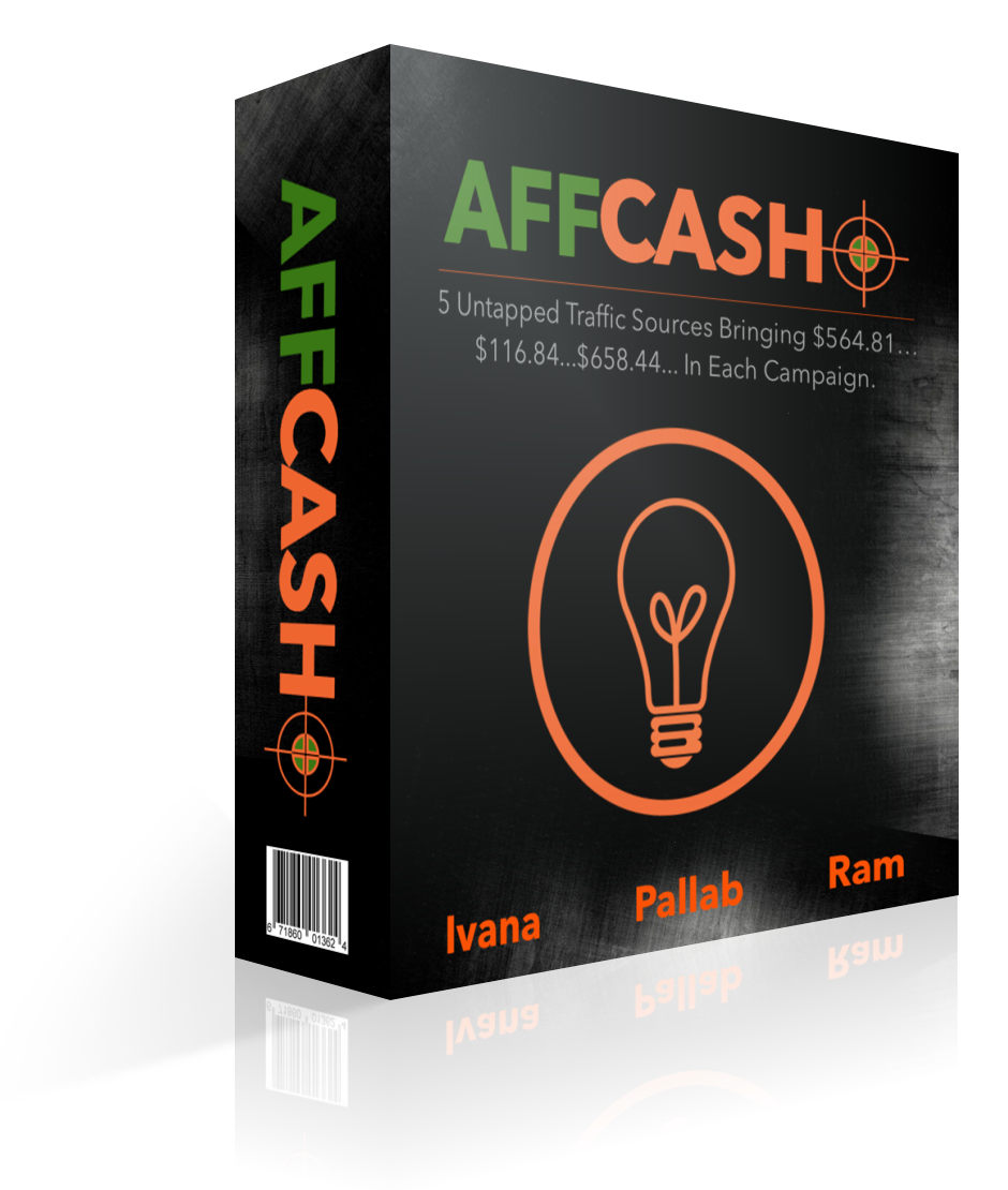 affcasho cover 5 best traffic sources to sell affiliate products