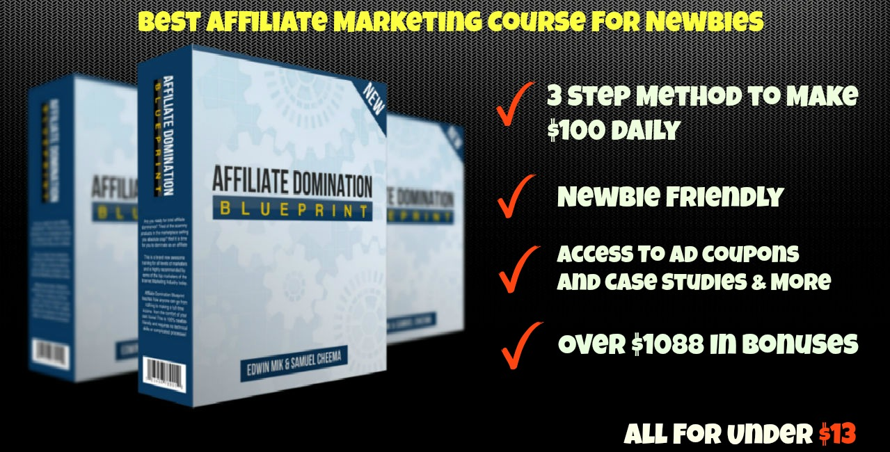 affiliate domination blueprint review