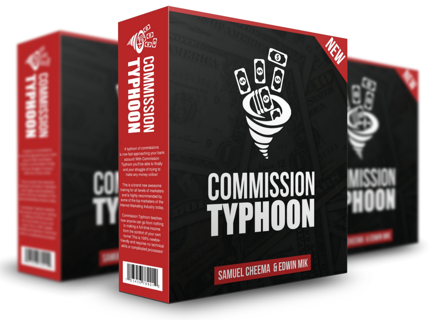 Commission Typhoon Review Make Money On Youtube